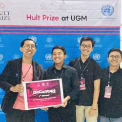 Startup Mahasiswa UGM Berhasil Lolos ke Kompetisi Hult Prize Regional