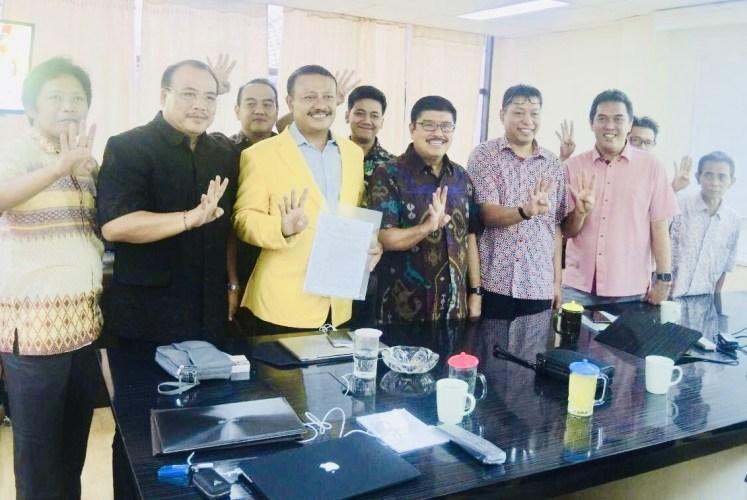 Sudikerta Tersangka, DPP Tunjuk Demer Pimpin Golkar Bali
