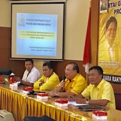 "Cegah Kecurangan di TPS Pileg, Saksi Golkar Dibekali Aplikasi ""Saksiku"""