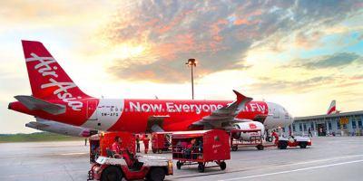 Potongan 20% untuk Semua Rute Perjalanan AirAsia