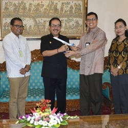 Wagub Cok Ace Harap Tour De Ubud Dorong Penguatan Pariwisata Bali