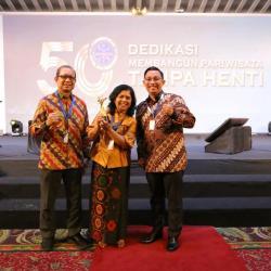 "Anugerah PHRI 2019, Patra Comfort Bandung Raih ""The Best 3-Star Hotel"""