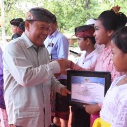 Bulan Bahasa Bali Denpasar Resmi Ditutup