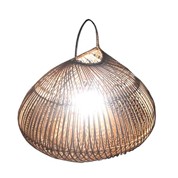 Bali rattan lamp shade