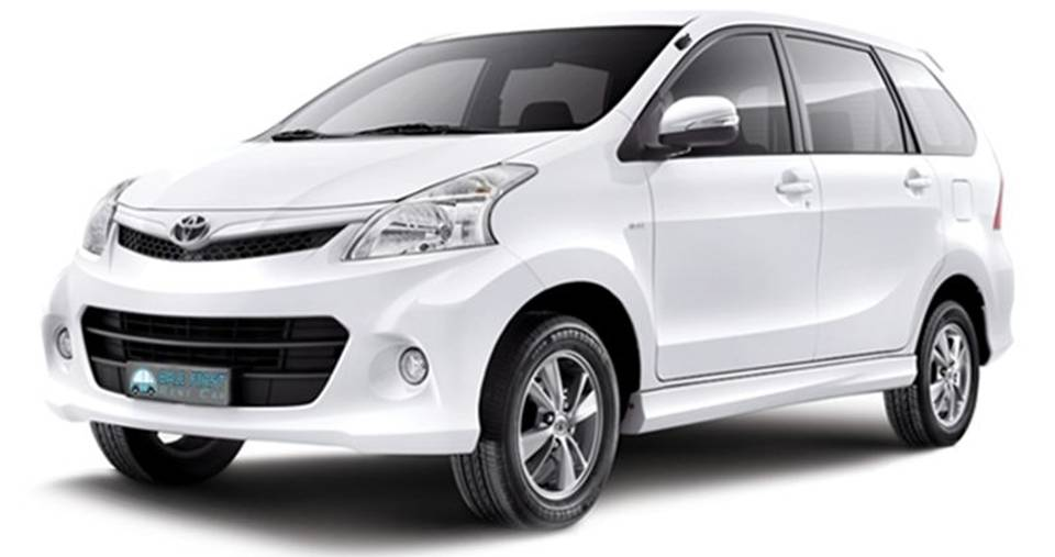 Bali Car Rental And Bali Driver Hire - Avanza or Xenia