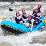 Bali Rafting Ayung River Graha PS1