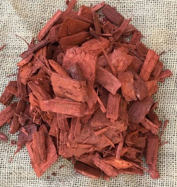 Woodland Red Woodchip
