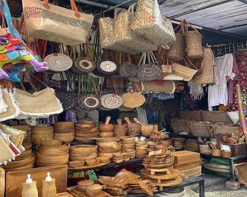 Half Day  Ubud Tours | Ubud Art Market | Bali Golden Tour