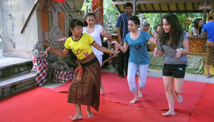 Balinese Culture Courses – Bali Traditional Dances