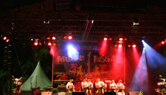 – Bali Entertainments, Lighting and Sound System Rental