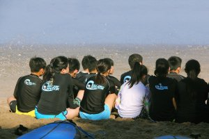 bali, surf, bali surf, surf lessons, cais, cais hongkong, student, tours, student tours, bali student tours, safety briefing