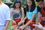British, school, manila, international, international school, british international school manila, bali, student, tour, student tour, cooking class photo