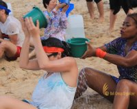 Hotelbeds | Bali Beach Team Building – Save Holy Water
