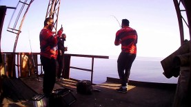 Shore Jigging Big Queen Fish Lichia (Çatal Kuyruk) #TEAM KILINÇLI