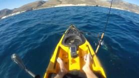 Kano avcılığında derin suda olası tehlikeler