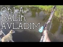 Türk'ün Ok ile balık avı macerası
