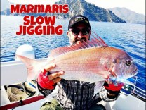 SLOW JİG LAĞOS VE ANTENLİ AVI. (Marmaris Slow jigging-Grouper-Red Snapper-Live Strikes)