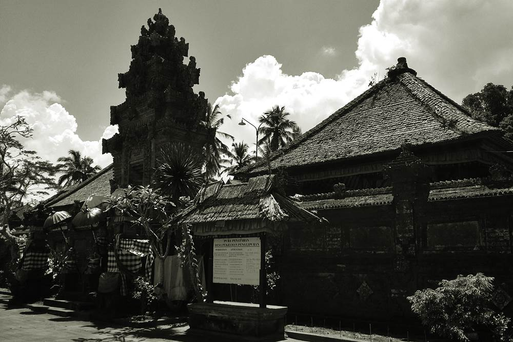 Bali Ancient Tour Penglipuran Village 12