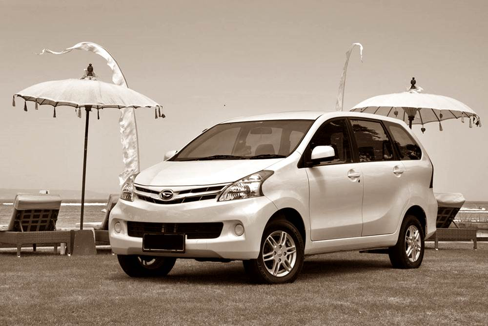 Rent the Avanza, Xenia, APV at Bali Kuno
