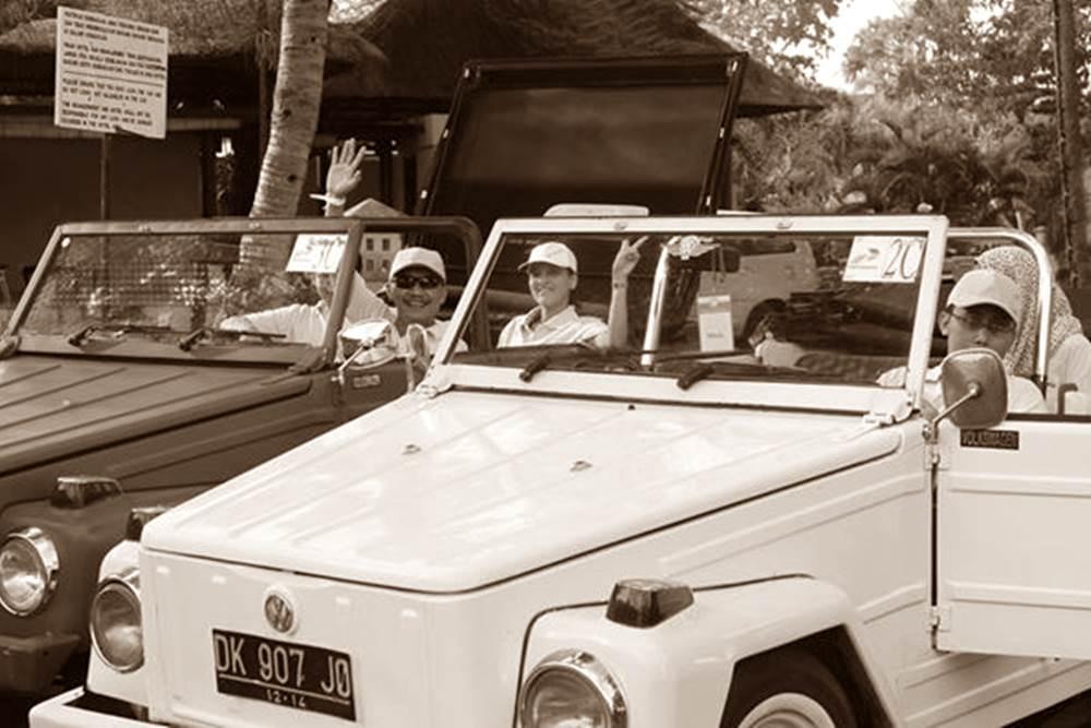Rent VW Safari in Bali Kuno