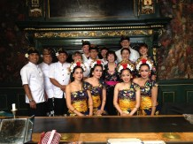 Opening Asian Library - DwiBhumi Balinese Dans