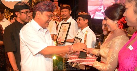 Perayaan Hut ke-231 Kota Denpasar