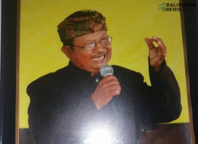 Keluarga besar Parisadha Hindu Dharma Indonesia (PHDI) Kabupaten Tabanan berduka