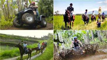 Bali Quad Biking and Horse Riding Tour