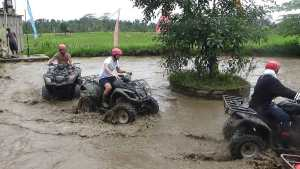 Best Quad Bike Tour Bali