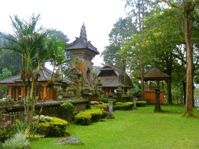 Bali Botanical Garden - Kebun Raya Eka Karya Bedugul
