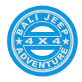 bali, jeep, adventures, land cruise, bali jeep adventure, logo