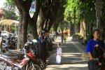 denpasar, bali, city, town, denpasar city, capital city, bali capital city, parking area
