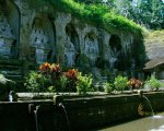 wall stone, carving, gunung kawi, bali, gianyar, temples, archaeological sites, places to visit
