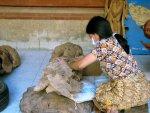 mas village, bali, balinese, wood, carving, sculptors, bali wood carving, worker