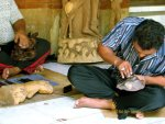 mas villagers, mas village, bali, balinese, wood, carving, souvenirs, bali wood carving