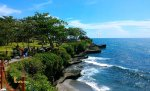 tanah lot, bali, temple, rock, sea, tanah lot bali, tanah lot temple, bali temple on rock, places, enjung galuh, peninsula