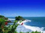 tanah lot, bali, temple, rock, sea, tanah lot bali, tanah lot temple, bali temple on rock, places, temple on sea