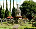 buddhist temple, ulun danu, bali, bedugul, beratan, temples, ulun danu temple, bedugul bali, places, places of interest, lakes, temple on lake, bali temple on lake