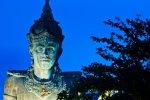 bali, culture, cultural park,GWK, GWK cultural park, statue, lord Vishnu