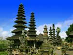main temple, taman ayun, taman ayun temple, mengwi, bali, places, places of interest