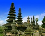 bali half day tours, main temple, taman ayun, taman ayun temple, mengwi, bali, places, places of interest