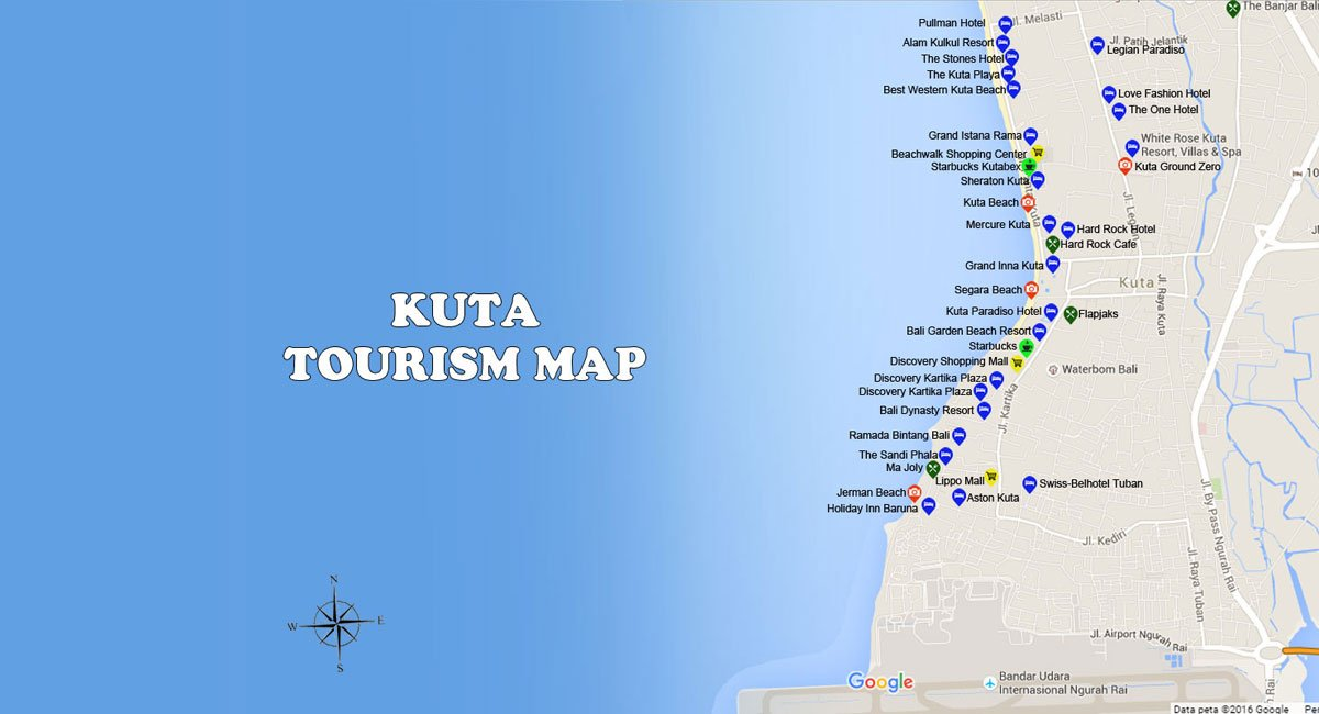 Kuta Travel Guide