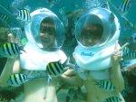 bali, sea walker, sanur, bali sea walker, underwater, underwater tour, sanur underwater tour, great fishes