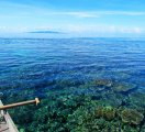 Togean National Park Underwater Panorama