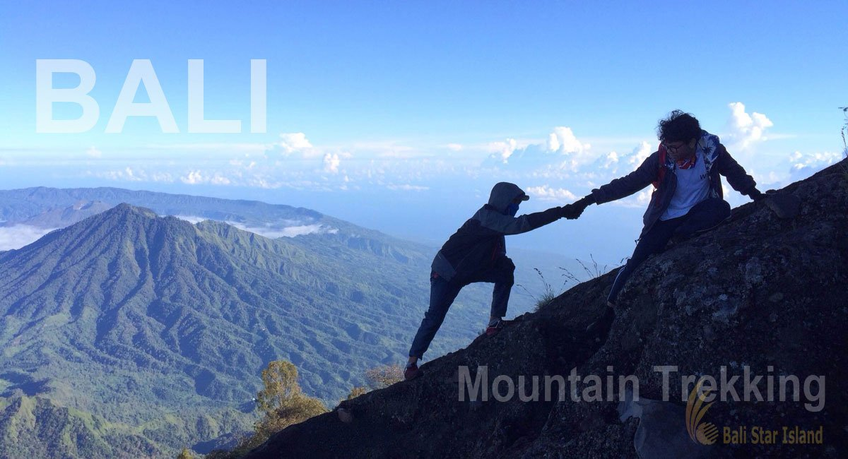 Bali Mountain Trekking | Volcano Sunrise Trekking Trails