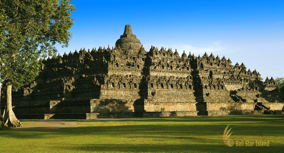 Borobudur Temple - Central Java Indonesia Buddhist Temple