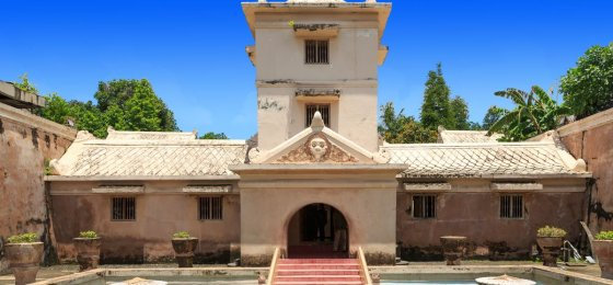 Taman Sari Yogyakarta Water Castle – Places of Interest