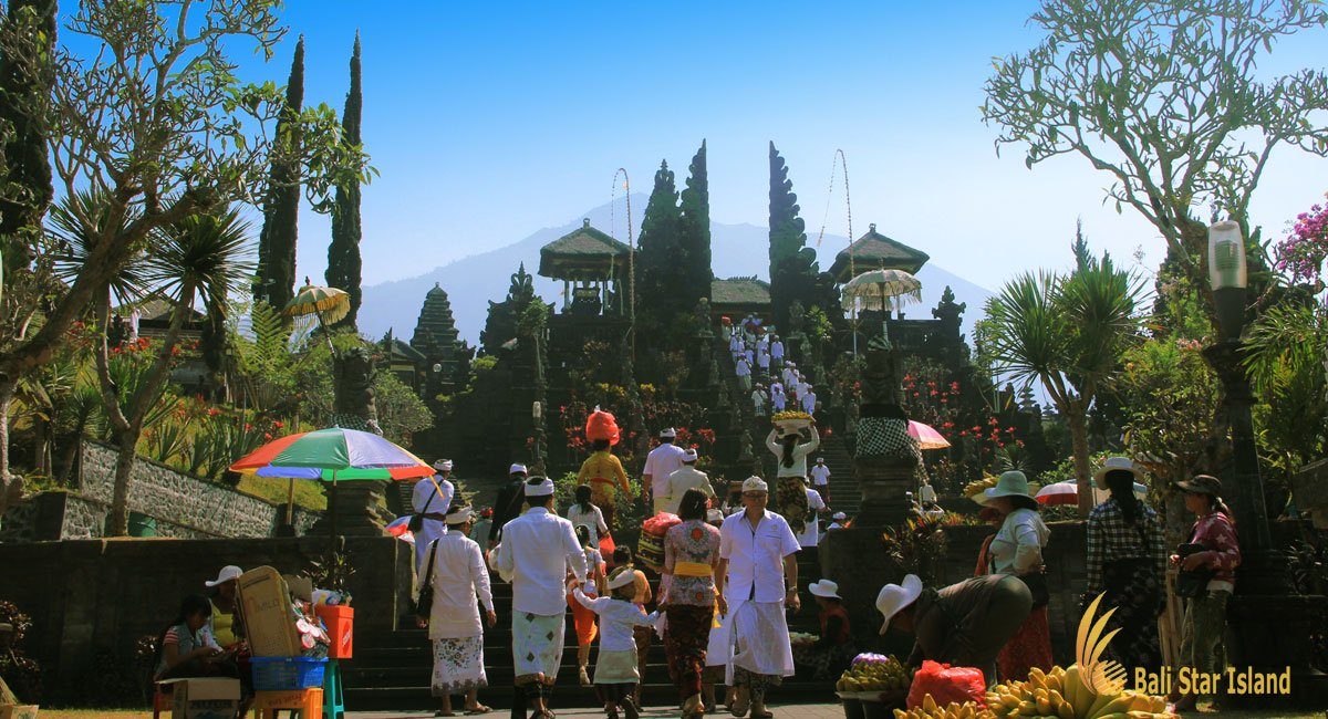 Balinese Hindu Temple Ceremony Photo Gallery | Temple Festivals