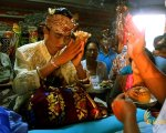 praying before ceremony, balinese, bali, tooth filing, ceremony, rituals, balinese tooth filling, tooth filling ceremony