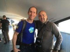 Santino Balistreri e Luc Vincent